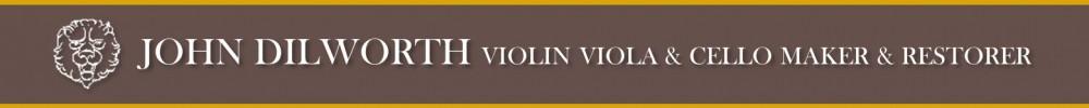 John Dilworth Violins